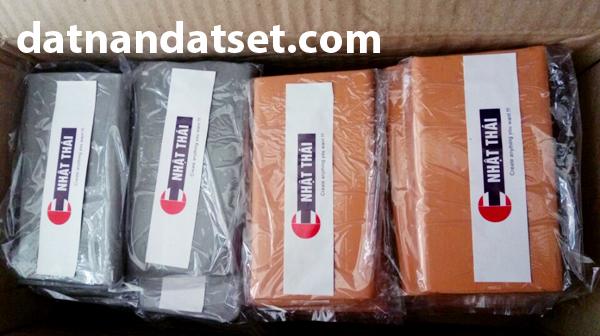 đất sét sáp dầu nhật thái polymer clay giá rẻ tphcm