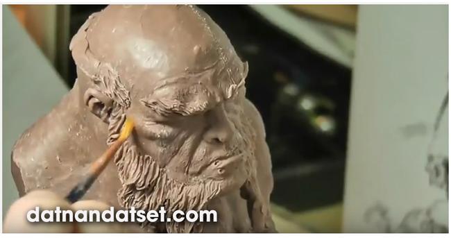 đất sét sáp dầu nhật thái tphcm giá rẻ wax clay